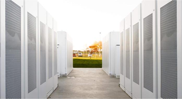 Tesla Powerpack накопитель энергии