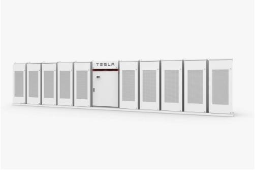 Возможность компоновки инвертора Tesla Powerpack