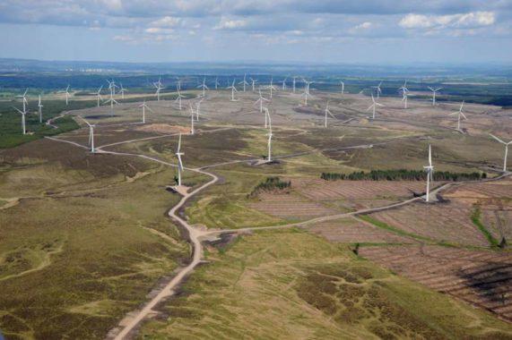 Ветряная ферма Уитли