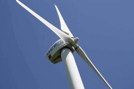 ветрогенератор промышленный wind