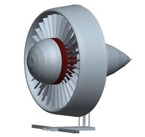 Ветрогенератор турбинного типа