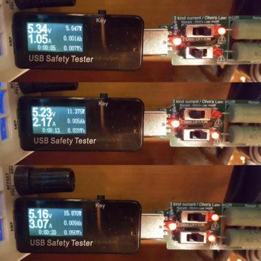 Atorch USB нагрузочный резистор и тестер для проверки батарей с переключателем