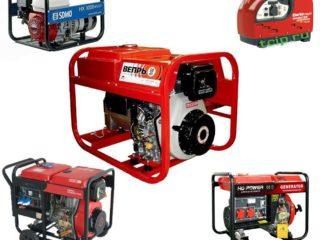 Предназначение переносных дизель генераторов: характеристики, производители