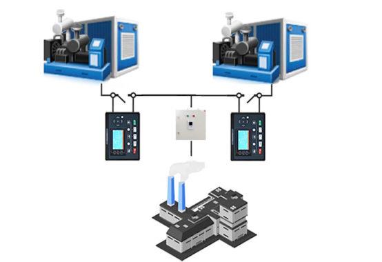 синхронизация дизель-генераторов