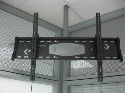 Крепление ЖК-панели (кронштейн) в потолочном варианте