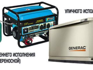 Основные особенности газовых дизель-генераторов