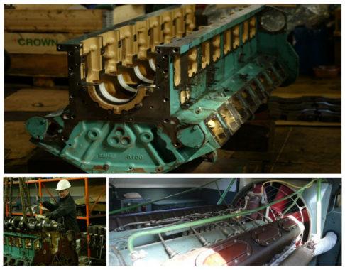 когда и как производить капитальный ремонт дизель-генератора