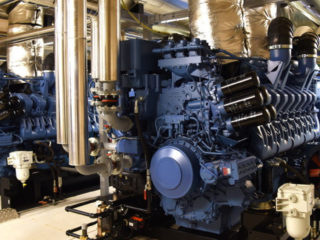 Капитальный ремонт дизель генератора