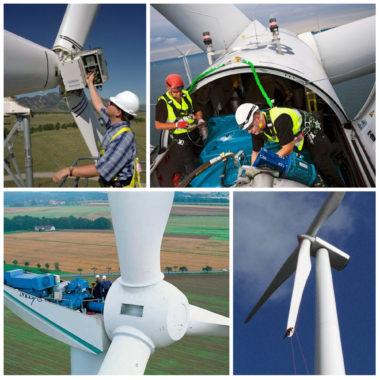 Ремонт и обслуживание ветрогенераторов