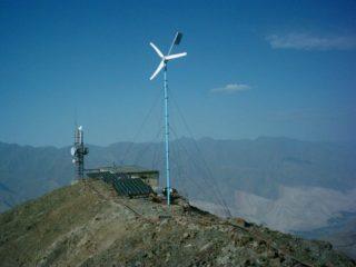 Обзор вертикального ветрогенератора Бриз (НПО ЭЛЕКТРОСФЕРА)