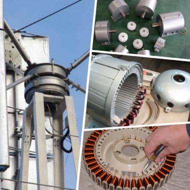 Выбор генератора тихоходного ветрогенератора