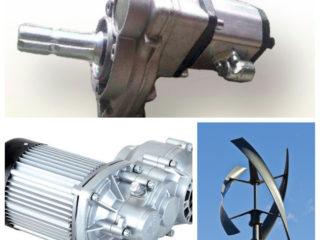 Устройство тихоходного ветрогенератора: характеристики, плюсы и минусы