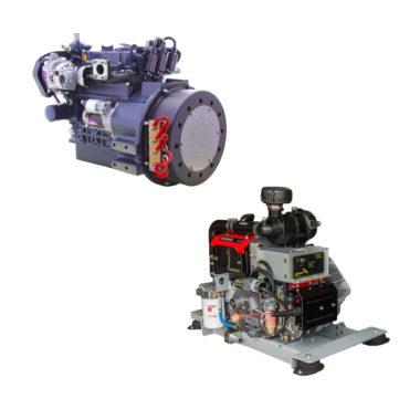 виды дизель-генераторов постоянного тока