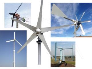 Принцип работы и область применения плоского ветрогенератора