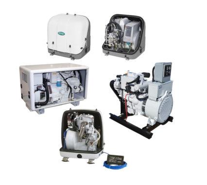 судовые (marine) дизель-генераторы