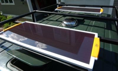 солнечная панель для авто Sunsei Solar Power SE 500