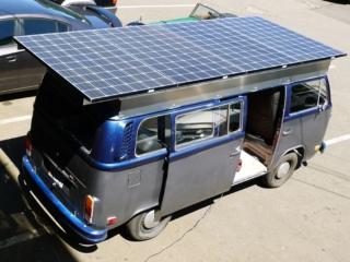 Солнечные панели для зарядки автомобильного аккумулятора